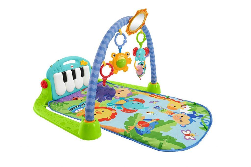 Gimnasio parque infantil piano pataditas