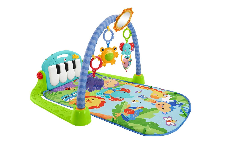 gimnasio parque para bebés