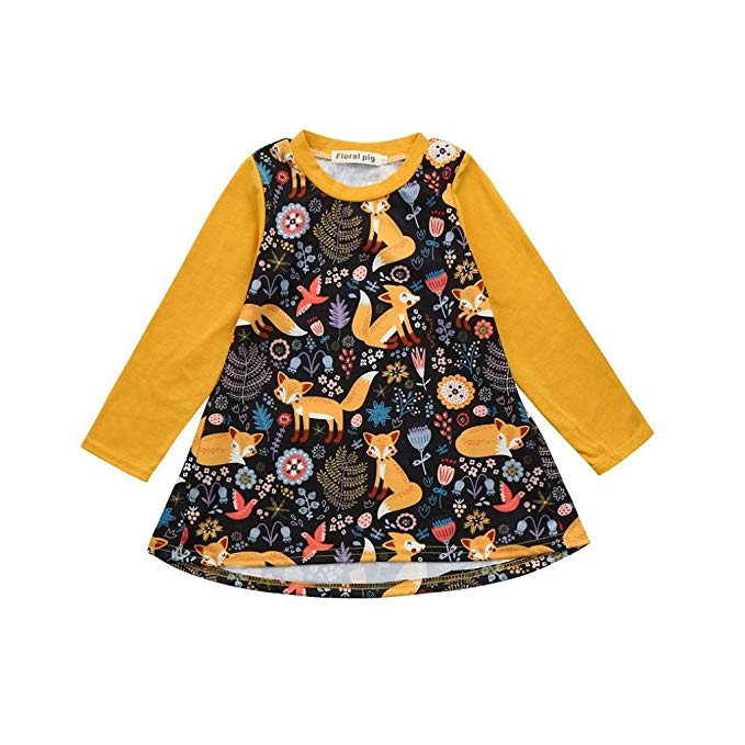 k-youth vestido para bebes