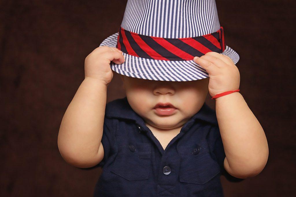 tendencia moda bebé