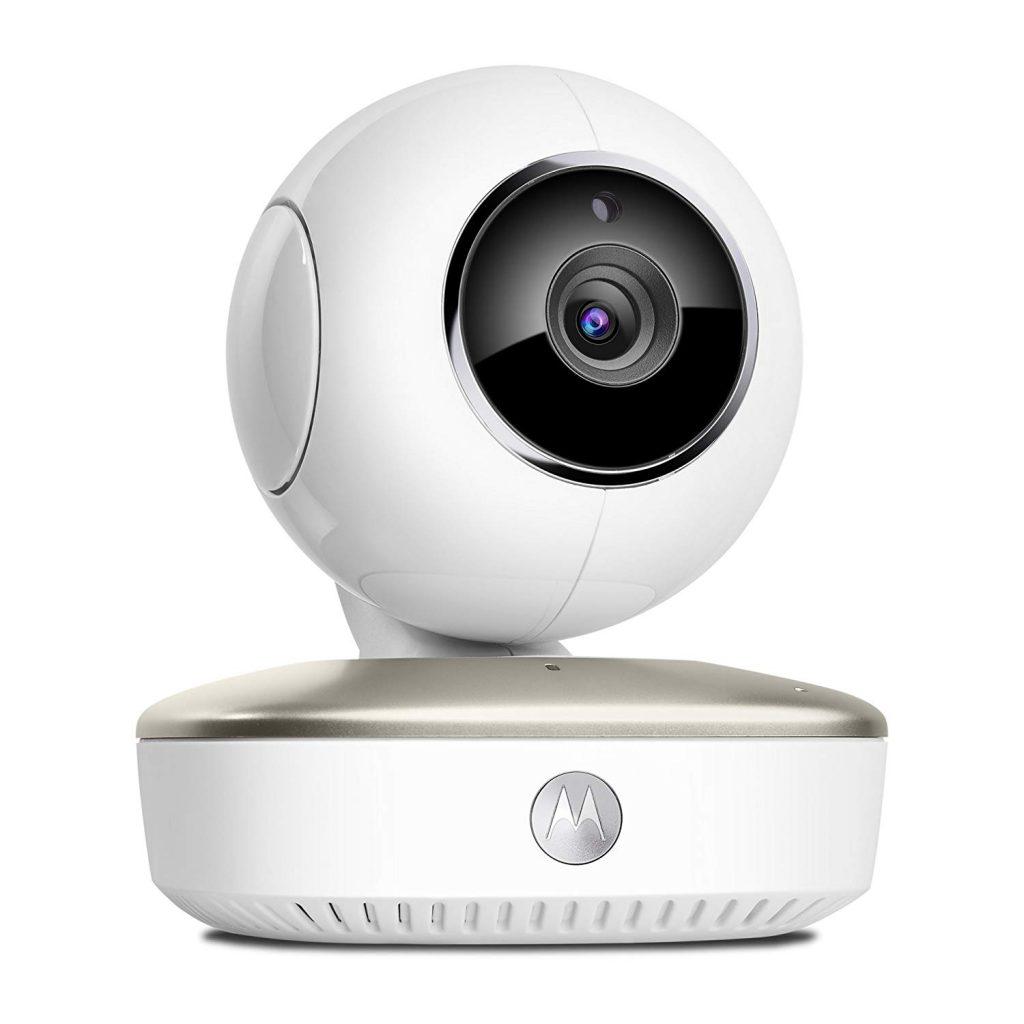 Vigilabebés smart nursery cam