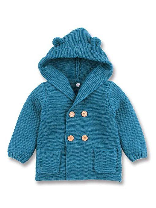 Chaqueta de abrigo para bebes